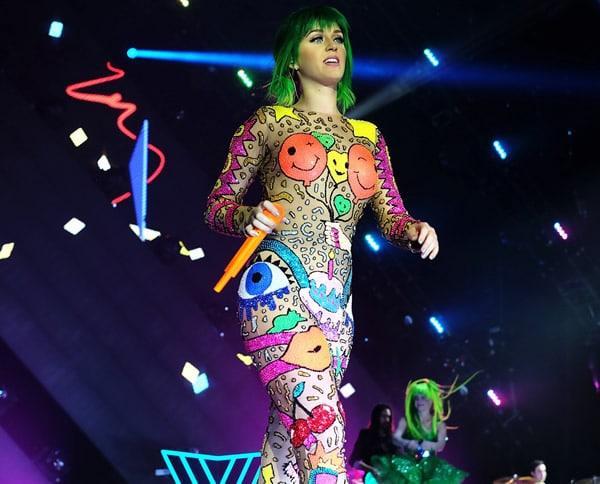 Concierto de Katy Perry en Costa Rica