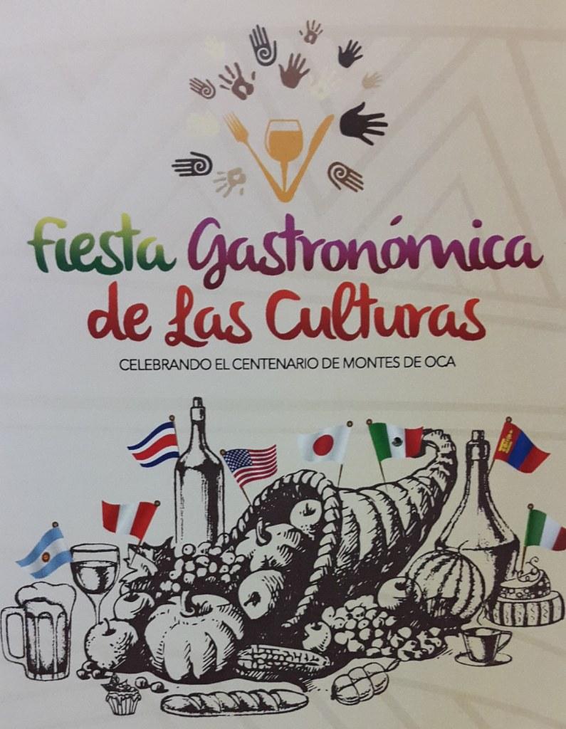 Fiesta Gastronómica de Las Culturas