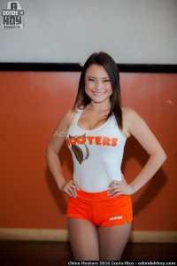 Melissa Cerdas Chica Hooters 2016