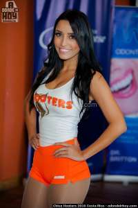 Karla Hernández Chica Hooters 2016 Costa Rica