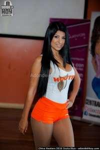 Ayerin Gamboa Chica Hooters 2016 Costa Rica