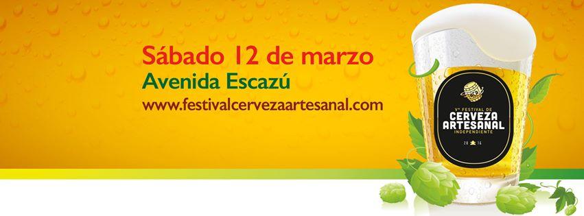 V Festival de la Cerveza Artesanal 2016 en Costa Rica