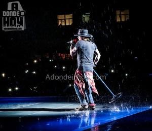 Concierto Guns N Roses Costa Rica 2016