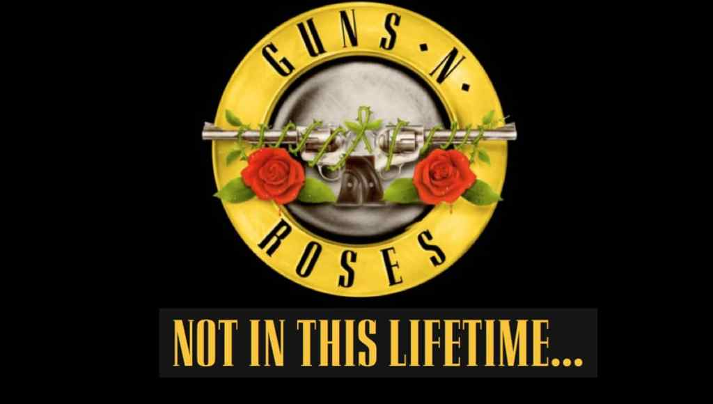 Concierto de Guns N´Roses en Costa Rica 2016 - Not in This Lifetime Tour