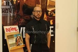Edición 12 de Revista de Moda Infame Costa Rica - Johnny Murillo