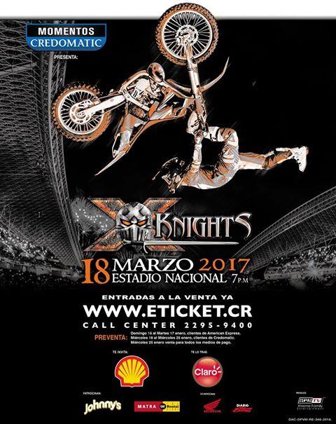 X-Knights 2017 Costa Rica