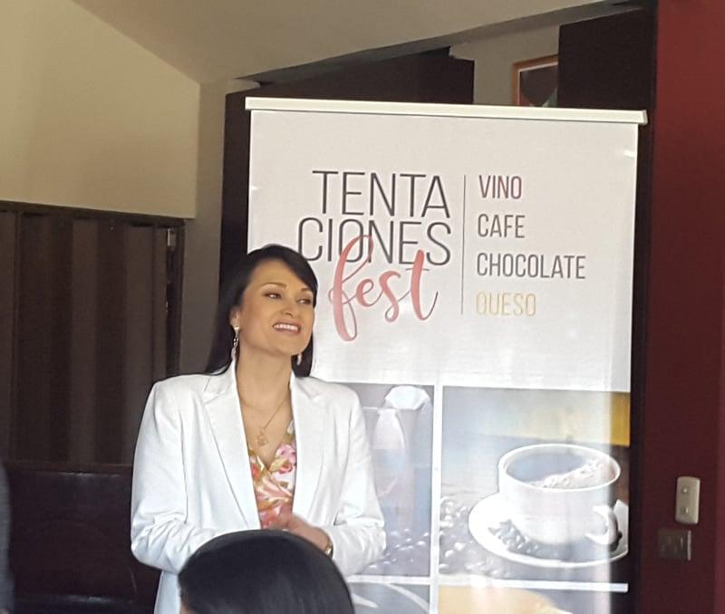 Tentaciones Fest - Café, Chocolate, Queso y Vino Juntos