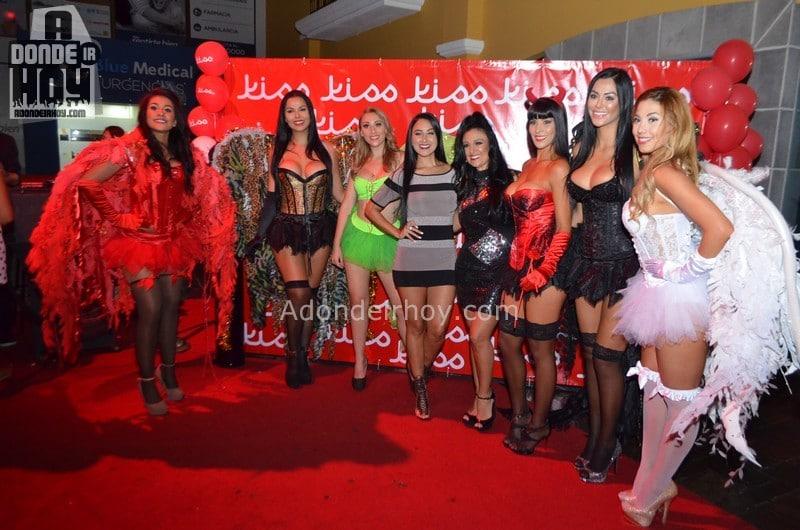 Pasarela Kiss Halloween 2017