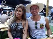 Tarima Ride 2018 Fiestas Palmares