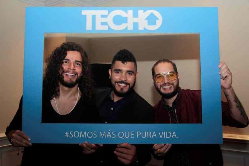 Colecta Techo 2018