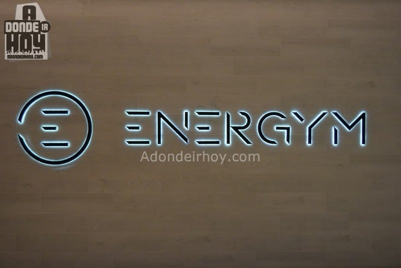 Energym abre en Oxígeno