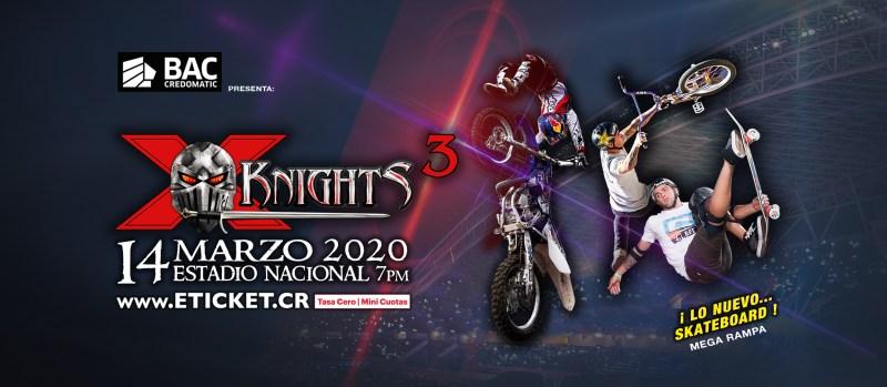 X-Knights 2020 Costa Rica