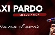 """Maxi Pardo compartirá """"Ahora mismo"""" en Costa Rica"""