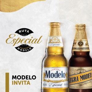 Ruta Especial Modelo - Modelo invita