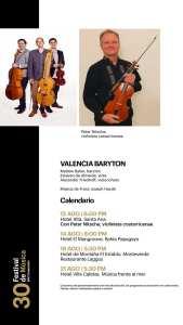 Festival de Música BAC Credomatic 2021 - Calendario 3