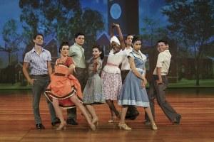 """""""Henrietta, el musical"""" una serenata a Costa Rica - ensayos 3 - ADIH"""