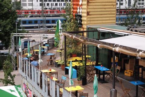 Ostbahnhof / Werk 3