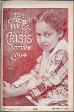 Cover-issue-The-Crisis-children-issues-October-1914