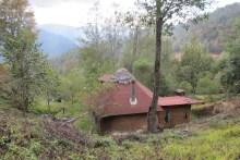 One secret cabin..