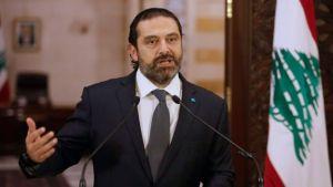 إستقالة رئيس حكومة لبنان