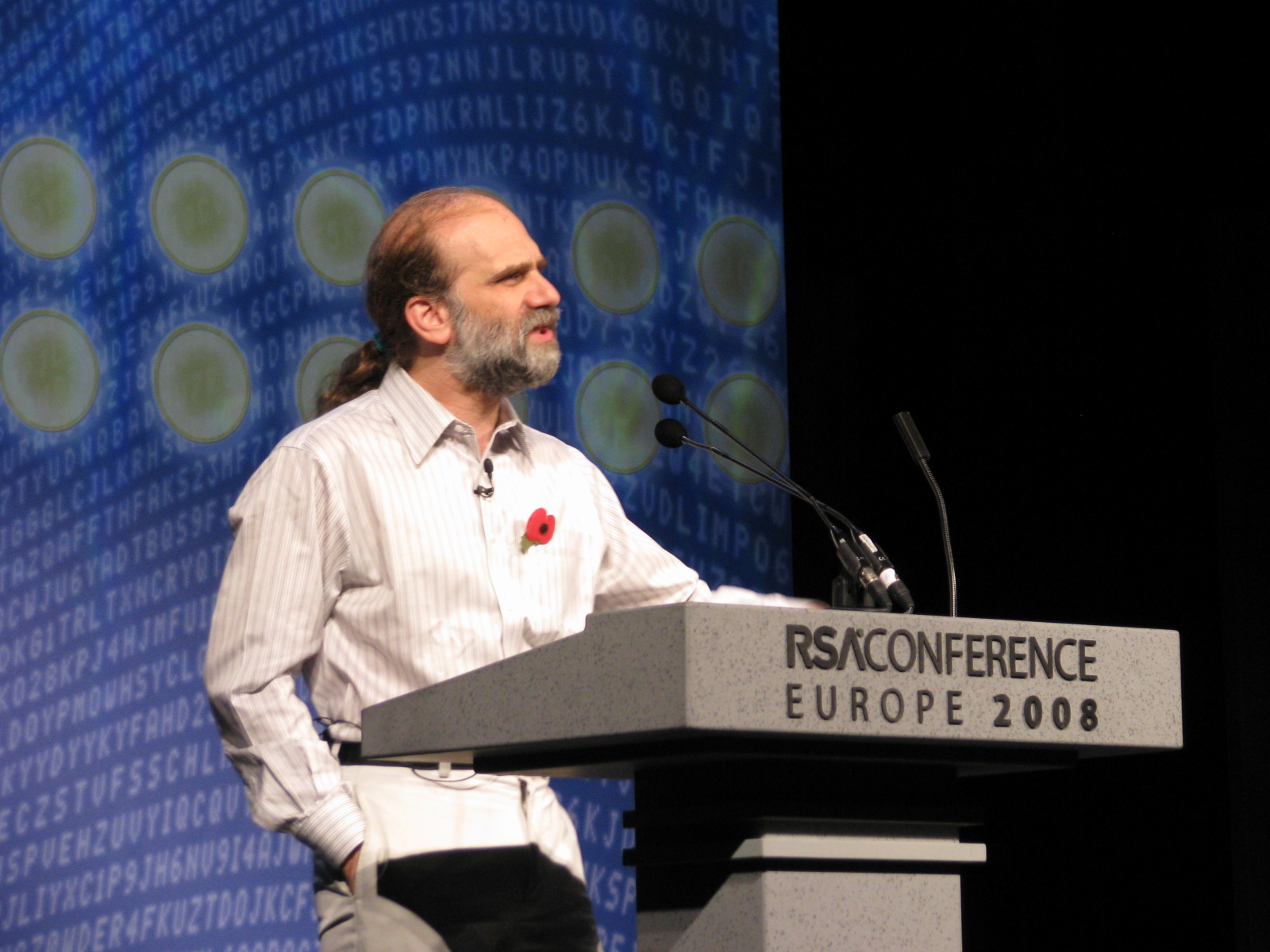 Keynote RSA Conference 2008