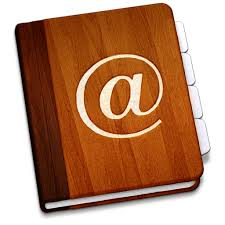 e-mailing contacts