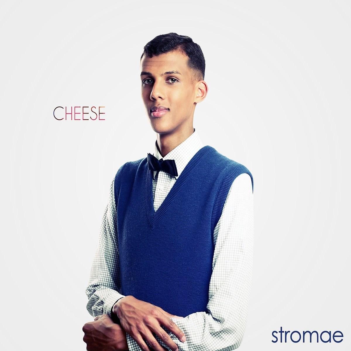Couverture album Cheese Stromae