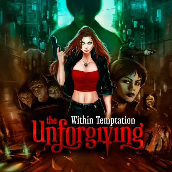 within temptation The-Unforgiving
