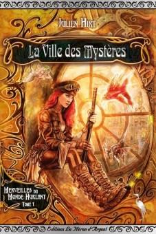 Merveilles du Monde Hurlant, tome 1 : La Ville des Mystères, Julien Hirt, Le héron d'Argent