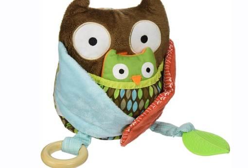 Skip Hop Treetop Friends Owl Activity Toy