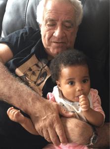 Grandpa Frank & Farrah