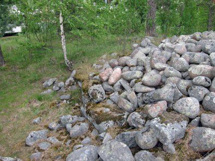 Pronssikautinen hautaröykkiö Lehtisaari 1.