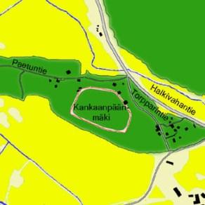 Kankaanpäänmäki_kartalla