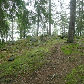 Tampere Lentävänniemen röykkiö PMM