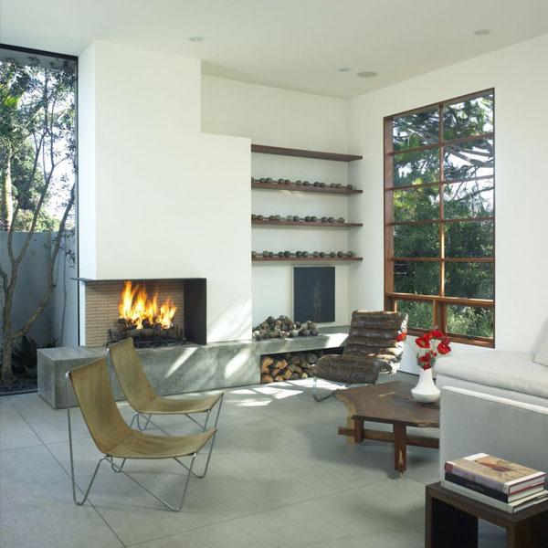 10 Casual Living Room Designs - Adorable Home on Fireplace Casual Living id=43132