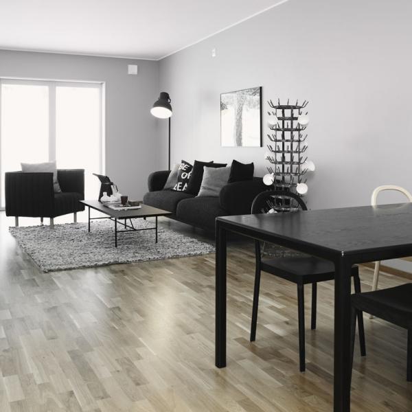 A Gorgeous Grey Color Scheme Adorable Home