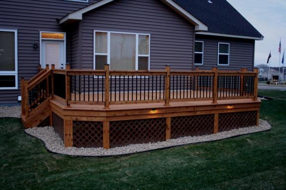 Adding a Deck to Your House - Adorable Home on Add On Patio Ideas  id=22053