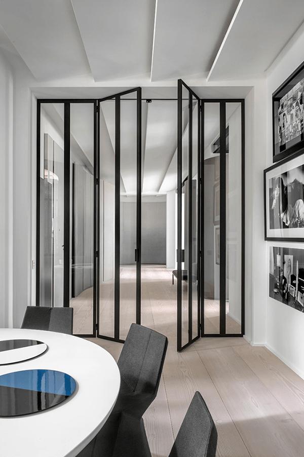 Amazing Apartment Interior In Paris Adorable Home