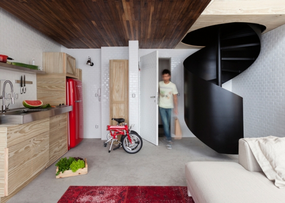 Awesome Tiny Apartment