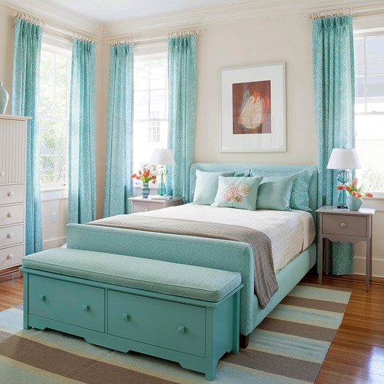 colorful bedroom designs – adorable home