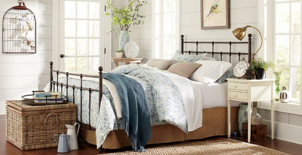 Comfy Country Bedroom Design Ideas - Adorable Home on Comfy Bedroom Ideas  id=59020