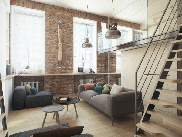Small Apartment Ideas From The Goort Design Studio