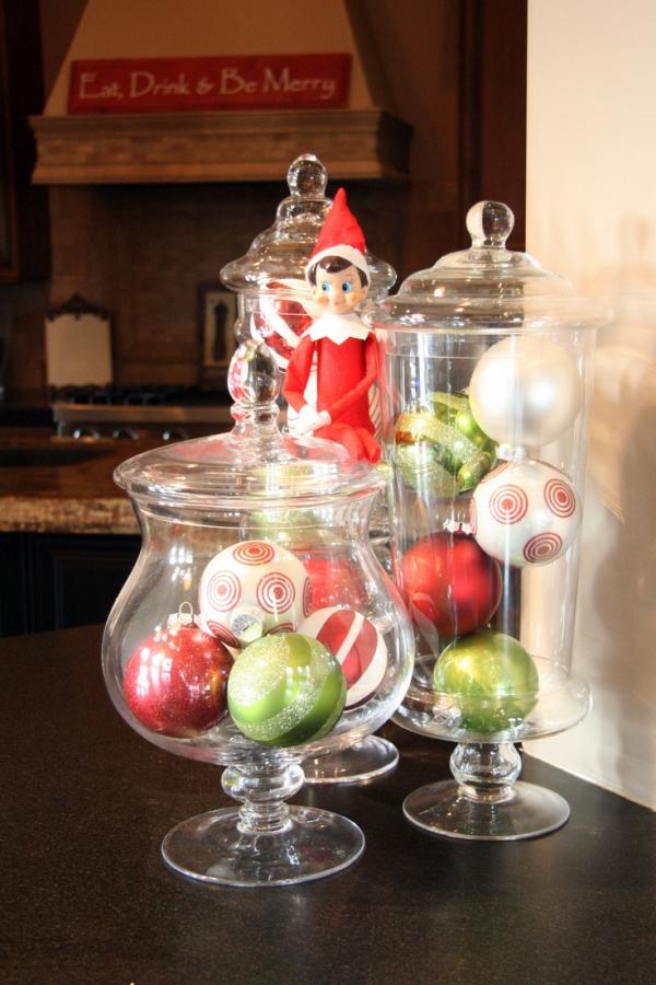 Ideas Para Decorar Frascos De Navidad Novocom Top
