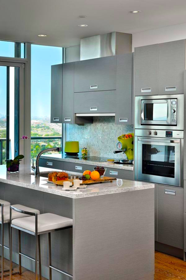 Excellent Ideas for The Small Kitchen - Adorable Home on Small Kitchen:jdu_Ojl7Plw= Kitchen Remodeling Ideas  id=76837