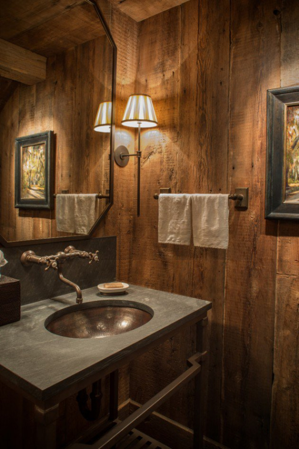 rustic bathroom designs for the modern home adorable home on rustic bathroom designs photos id=56833
