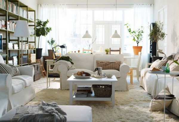 IKEA Living Room Designs