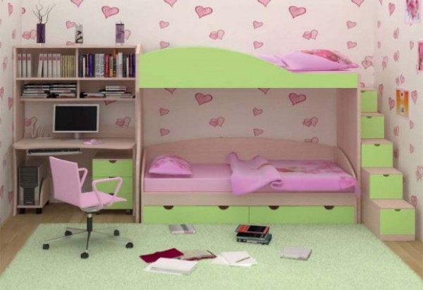 Little Girls Room Design Ideas Adorable Home