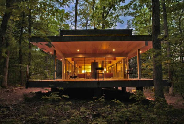 West Virginia Glass Forest Home Adorable Home