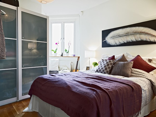 Small Bedroom Design Ideas to Help Realize Big ... on Bedroom Ideas For Men Small Room  id=86717
