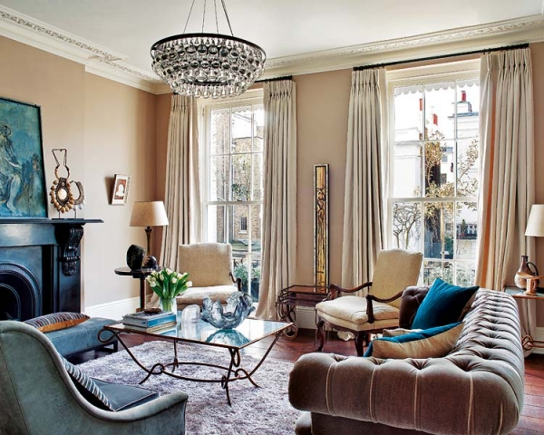 Sophisticated Interior Design In Notting Hill